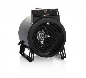 Silditājs ar ventilatoru